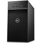 Dell Precision 3630 MT E3-2124  (3.3GHz)8GB  (1x8GB) DDR4 256GB SSD + 1TB  (7200 rpm) Nvidia Quadro P1000  (4GB DDR5) W10 Pro, SD, TPM 460W 3y NBD