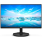 "МОНИТОР 21.5"" PHILIPS 221V8LD / 00 Black  (VA,  1920x1080,  75Hz,  4 ms,  178° / 178°,  250 cd / m,  Mega DCR,  +DVI,  +HDMI 1.4)"
