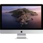 "Apple iMac [Z0VT0031U,  Z0VT / 5] Silver 27"" Retina 5K { (5120x2880) i5 3.7GHz  (TB 4.6GHz) 6-core 9th-gen / 16GB / 2TB Fusion / Radeon Pro 580X with 8GB}  (2019)"
