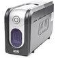 "Powercom ""Imperial IMD-525AP"" ИБП  (UPS) 525VA,  черно-серебр.  (USB)  (3 кабеля)"