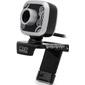 Веб-камера CW-835M Silver,  универс. крепление,  4 линзы,  1, 3 МП,  эффекты,  микрофон,  CW 835M Silver
