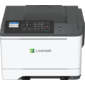 Lexmark Singlefunction Color Laser CS521dn