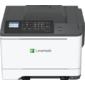 Lexmark Singlefunction Color Laser CS521dn