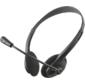 Trust Headset Primo,  Stereo,  2x mini jack 3.5mm,  Сlosed-back,  Black [21665]