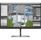 HP Z24n G3 24 Monitor 1920x1200,  16:10,  IPS,  350 cd / m2,  1000:1,  5ms,  178° / 178°,  HDMI,  USB,  DisplayPort,  50 / 60 Hz,  Height adjustable,  Silver