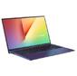 "ASUS VivoBook 15 X512UF-BQ134T Intel Core i5-8250U / 8192Mb / 256гб M.2 SSD / 15.6""FHD AG  (1920x1080) / no ODD / Intel UHD 620 / WiFi / BT / Cam / Win10Home64 / 1.6Kg / PEACOCK BLUE / USB3.0 to RJ45 cable"