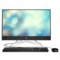 """HP 24-df0021ur AiO AMD Ryzen 3 3250U / 4Gb / 1Tb / AMD Intergrated Graphics  / 23.8"""" (1920x1080) / Cam / WiFi / war 1y / Jack Black / DOS + USB KBD,  USB MOUSE"""
