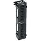 ITK PP12-C5EU-D05 Настенная патч-панель кат.5Е UTP,  12 портов  (IDC Dual)