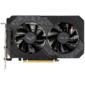 Видеокарта Asus PCI-E TUF-GTX1650-4GD6-GAMING NVIDIA GeForce GTX 1650 4096Mb 128bit GDDR6 1410 / 6001 DVIx1 / HDMIx1 / DPx1 / HDCP Ret