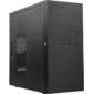 MiniTower Powerman ES555 Black PM-450ATX  USB3.0*2+USB2.0*2+Combo Audio*2  mATX