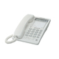 Телефонный аппарат Panasonic KX-TS2362RUW  (белый,  16зн ЖКД,  однокноп. набор 20 ном.}