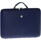 Smart Sleeve MacBook/Ultrabook 11'' Navy Blue Leather inner size 305x195x20 [CLNR1102]