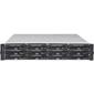 Infortrend EonStor DS1000 Gen2 2U / 24bay / Dual controller 2x12Gb SAS EXP / 8x1G iSCSI + 2x host board slot (s) / 2x2GB / 2x (PSU+FAN) / 2x  (Super capacitor+Flash) / 24xdrive tray / Rackmount (DS1024R2CB00B-8U32)