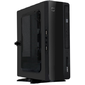 Slim Case Powerman EQ101BK PM-200ATX  2*USB 3.0, Audio,  miniATX