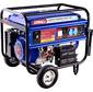 СПЕЦ-HG-7000 Генератор гибридный  (газ-бензин) {1фаз, ном / макс=5, 3 / 5, 7кВт,  13л.с. (с электрост., аккум.+колеса2шт, компл.подключ к сети+баллону)}