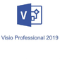 Visio Pro 2019 32 / 64 Russian Central / Eastern Euro Only EM DVD