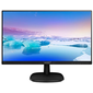 "Монитор Philips 223V7QSB 21, 5"" 1920x1080 IPS W-LED  16:9  8ms VGA DVI 10M:1 178 / 178 250cd Tilt Black"