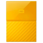 "Western Digital My PassportWDBLHR0020BYL 2TB,  2.5"",  USB 3.0,  Ultra slim,  Yellow  (D8B)"