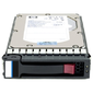HPE 300GB 2, 5'' (SFF) SAS 15K 6G Hot Plug Enterprise HDD  (For use with  Gen7 or earlier models) analog 507284-001