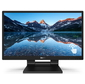 "PHILIPS 242B9T / 00 23.8"" IPS,  Multi-touch,  1920x1080,  5 ms,  178° / 178°,  250 cd / m,  50M:1,  +DVI,  +HDMI 1.4,  +DisplayPort 1.2,  +2xUSB 3.0,  +MM Black"