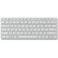 Microsoft Bluetooth Designer compact keyboard,  Monza Grey