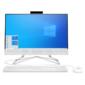 "HP 22-df0023ur AiO 21.5"" (1920x1080) / Intel Core i3 1005G1 (1.2Ghz) / 8192Mb / 512SSDGb / noDVD / Int:Intel Internal Graphics   / Cam / WiFi / war 1y / Snow White / W10 + USB KBD,  USB MOUSE"