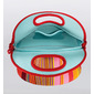 BUILT LB12-NLS,  сумка на плечо,  Spicy Relish Lunch Tote,  Nolita Stripe