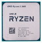 Процессор AMD CPU AMD Ryzen 5 3600,  Wraith Stealth cooler,  100-100000031BOX