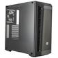 Cooler Master MasterBox MB511,  2xUSB3.0,  1x120 Fan,  w / o PSU,  Black,  Black Trim,  Mesh Front Panel,  ATX