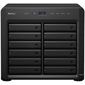 Synology DiskStation DS2415+ QC2, 4GhzCPU / 2Gb (up to 5) / RAID0, 1, 10, 5, 5+spare, 6 / up to 12hot plug HDDs SATA (3, 5' or 2, 5')  (up to 24 with DX1215   / 2xUSB3.0, 4xUSB2.0 / 1Infiniband / 4GigEth / iSCSI / 2xIPcam