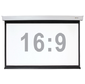 """Экран настенный с электроприводом Digis DSEF-16910  (Electra-F,  формат 16:9,  200"""",  451x266,  рабочая поверхность 443x249,  MW)"""
