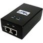 Ubiquiti POE-48-24W (EU) PoE,  220 VAC -> 48VDC 0.5A - с кнопкой Reset и удаленной перезагрузкой.