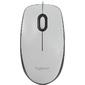 Мышь Logitech M100 WHITE USB EMEA ARCA CLAMSHELL