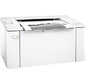 HP LaserJet Pro M104a A4,  1200dpi,  22ppm,  128Mb,  1 tray 150,  USB,  Cartridge 1400pages in box,  1y warr