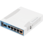 Wi-Fi маршрутизатор 300MBPS 5P 1000M RB962UIGS-5HACT2HNT MIKROTIK