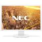 """NEC 24.1"""" PA243W LCD S / Wh  (AH-IPS; 16:10; 340cd / m2; 1000:1; 6 ms; 10 bit; 1920x1200; 178 / 178; D-sub; DVI-D; DP; HDMI; USB hub; HAS 150mm; Swiv 45 / 45; Tilt; Pivot; PiP)"""