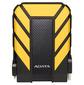 """Внешний жесткий диск 2TB A-DATA HD710 Pro,  2, 5"""" ,  USB 3.0,  желтый"""