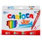 Фломастеры Universal CARIOCA JOY 40615 24 цв. коробка c европодвесом