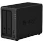 СХД настольное исполнение 2BAY NO HDD DS720+ SYNOLOGY