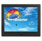 "Фоторамка Digma 8"" PF-843 1024x768 черный пластик ПДУ Видео"