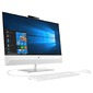 "HP Pavilion I 27-xa0111ur Touch 27"" 1920 x 1080 Core i7-9700T,  12GB DDR4 2666   1 x 4GB + 1 x 8Gb,  SSD 512GB,  nVidia GTX 1050 3GB DDR5,  no DVD,  kbd & mouse wired,  FHD IR Webcam,  Snowflake White,  Win 10"