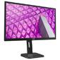 "AOC 27P1 27"" Black с поворотом экрана IPS,  LED,  1920x1080,  5 ms,  178° / 178°,  250 cd / m,  50M:1,  +DVI,  +HDMI 1.4,  +DisplayPort 1.2,  +4xUSB 3.0,  +MM"