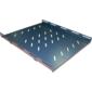 LANMASTER TWT-CBB-S4-6 / 100 Полка TWT 4 точки. для напольных шкафов глубиной 600мм. нагрузка - 100 кг