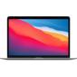 Apple MacBook Air 13 Late 2020 [Z1240004P,  Z124 / 4] Space Grey 13.3'' Retina { (2560x1600) M1 chip with 8-core CPU and 7-core GPU / 16GB / 256GB}  (2020)