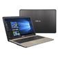 "Ноутбук Asus R540YA-XO112T E1 7010 / 2Gb / 500Gb / UMA / 15.6"" / HD  (1366x768) / Free DOS / black / WiFi / BT / Cam"