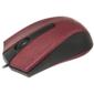 Defender Проводная оптическая мышь Accura MM-950 красный, 3 кнопки, 1000dpi USB