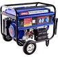 СПЕЦ-HG-9000 Генератор гибридный  (газ-бензин) {1фаз, ном / макс=7, 5 / 8, 0 кВт,  17л.с. (с электрост., аккум.+колеса2шт, компл.подключ к сети+баллону)}
