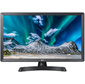 "LG 24TL510V-PZ 24"" / HD READY / 60Hz / DVB-T2 / DVB-C / DVB-S2 / USB / WiFi /  черный / серый"