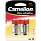 Camelion Plus Alkaline LR14-BP2,  батарейка,  1.5В