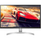 "LG 27"" 27UL500-W белый IPS LED 5ms 16:9 HDMI матовая 1000:1 450cd 178гр / 178гр 3840x2160 DisplayPort Ultra HD 7.1кг"